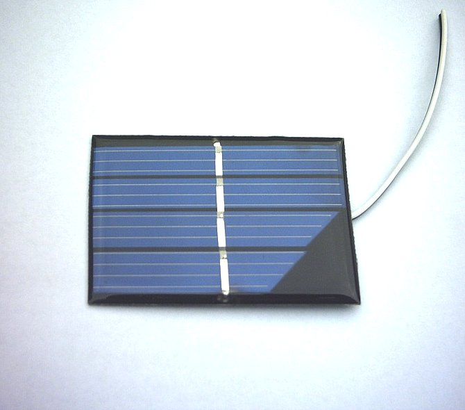 1 2 Resin Panel : V mah monocrystalline resin solar panel