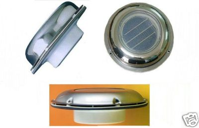 Sunvent Svt 224s Day Night Stainless Steel Solar