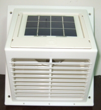 SUNVENT SWF-101 AUTOMATIC SOLAR WALL VENTILATOR FAN